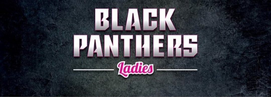 logo black panthers ladies